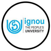 ignou university logo